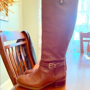 Alex Marie tall leather boots